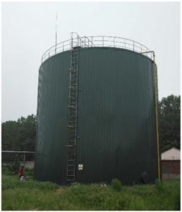 高浓度有机废水处理UCMBR处理系统